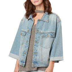 Unionbay Juniors Lottie Denim Jacket