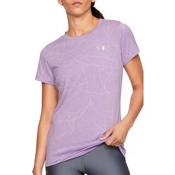 Under Armour Womens Tech Defense Jacquard Top
