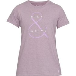 Under Armour Womens Rise & Thrive T-Shirt