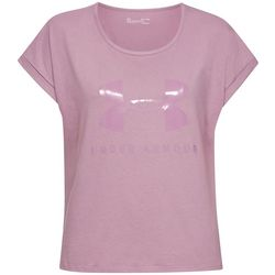 Under Armour Womens Sport Style Logo T-Shirt