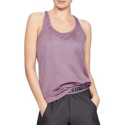 Under Armour Womens UA Tech Patch Mesh Tank Top