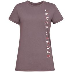 Under Armour Womens Wordmark Classic Graphic T-Shirt