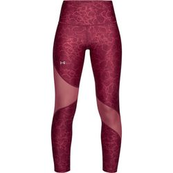 Under Armour Womens HeatGear Armour Crop Leggings
