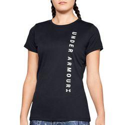 Under Armour Womens Screen Print Tech T-Shirt