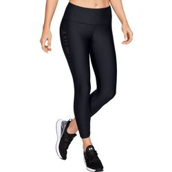Under Armour Womens Heatgear Armour Ankle Crop Leggings
