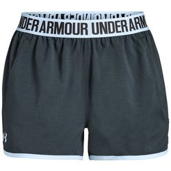 Under Armour Womens Heathered Play Up Shorts