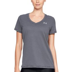 Under Armour Womens Solid Tech T-Shirt