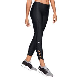 Under Armour Womens HeatGear Compression Ankle Leggings