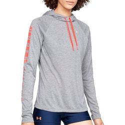 Under Armour Womens Tech Hooded Top