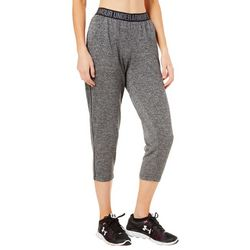 Under Armour Womens Play Up Twist Capris