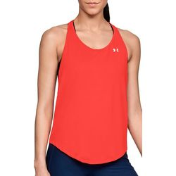 Under Armour Womens HeatGear Armour Mesh Back Tank Top