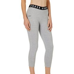 Under Armour Womens Favorite Crop Leggings