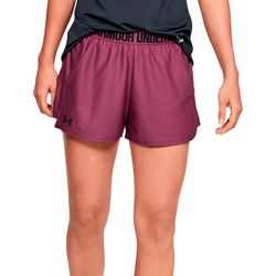 Under Armour Womens Play Up 2.0 Logo Shorts