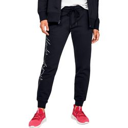 Under Armour Womens Rival Fleece Drawstring Pants