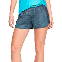 Under Armour Womens Play Up Printed Shorts