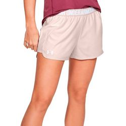 Under Armour Womens Play Up 2.0 Solid Shorts