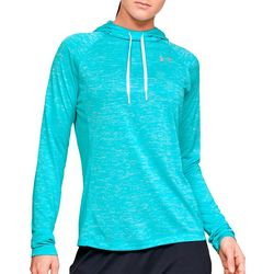 Under Armour Womens Solid Tech Twist Long Sleeve Hoodie