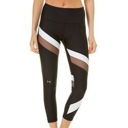 Under Armour Womens Fashion Colorblock Ankle Crop Leggings