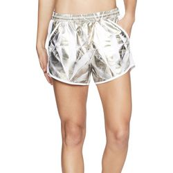 Under Armour Womens Fly-By Golden Shorts