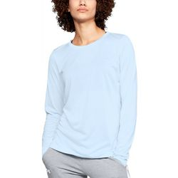Under Armour Womens UA Tech Twist Crew Neck Top