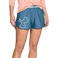 Under Armour Womens UA Play Up 2.0 Graphic Shorts