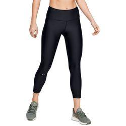 Under Armour Womens HeatGear High Rise Ankle Crop Leggings