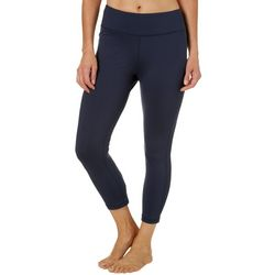 Brisas Womens Lattice Back Prana Capris