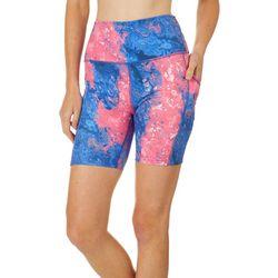 Brisas Womens Elite Debbie Dannheisser  Fluid Coral  Shorts
