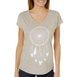 Brisas Womens Inner Peace T-Shirt