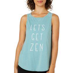 Brisas Womens Let's Get Zen Tank Top