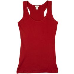 BOZZOLO Juniors Fitted Racerback Tank Top
