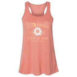 FloGrown Juniors Peace Love Sunshine Tank Top