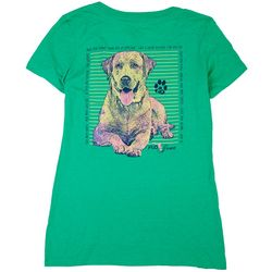 FloGrown Juniors Dog Wisdom T-shirt