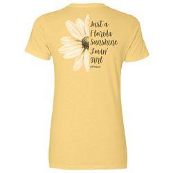 FloGrown Juniors Florida Lovin' Girl T-shirt