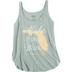 Juniors Make Some Waves Graphic Tank