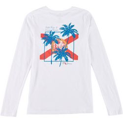 FloGrown Juniors Long Sleeve Ocean Breeze T-Shirt