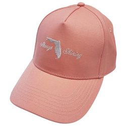 FloGrown Womens Embroidered Hat