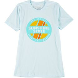 Sunshine State Womens Graphic Logo T-Shirt