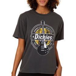Dickies Juniors American Heritage Guitar Graphic T-Shirt