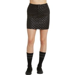 Dickies Girl Checkered Worker Skirt