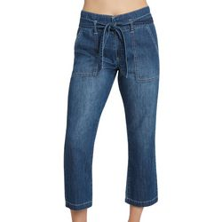 Dickies Girl Juniors Cropped Jeans