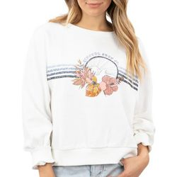 Rip Curl Juniors Surf Bloom Long Sleeve Top