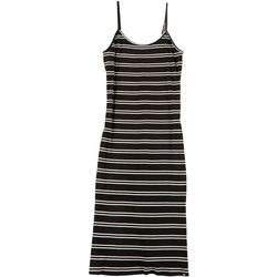 Rip Curl Juniors Striped Midi Dress
