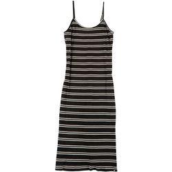 Rip Curl Juniors Striped Midi Dress