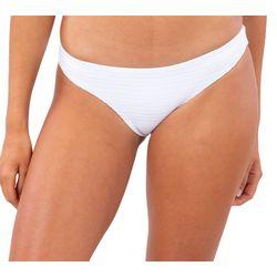 Rip Curl Premium Surf Solid Cheeky Bikini Bottoms