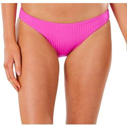 Rip Curl Premium Vibrant Textured Cheeky Bikini Bottoms