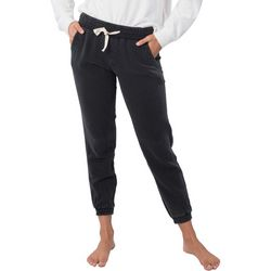 Juniors Classic Solid Drawstring Surf Pants