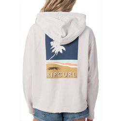 Rip Curl Juniors Sunsetters Logo Hooded Sweatshirt