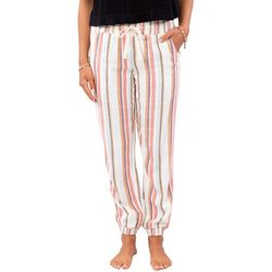 Rip Curl Juniors Sea Sport Striped Surf Pants