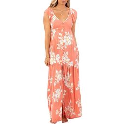Rip Curl Juniors Paradise Beach Maxi Dress